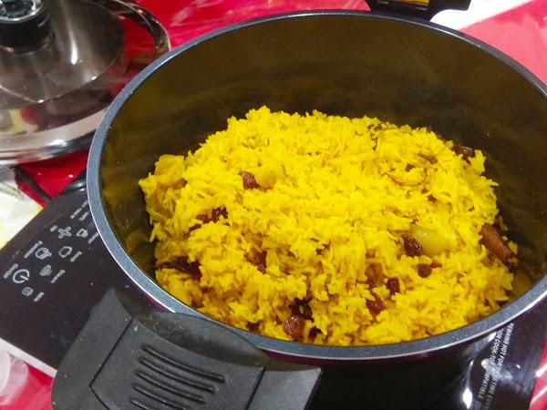 Resep Nasi Kebuli Menggunakan Happycall