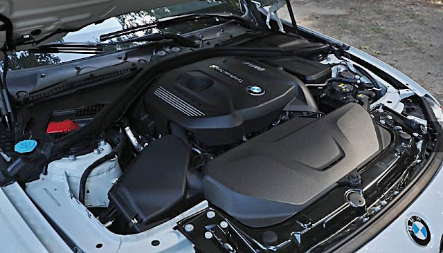 2017 BMW 330i Automatic Transmission