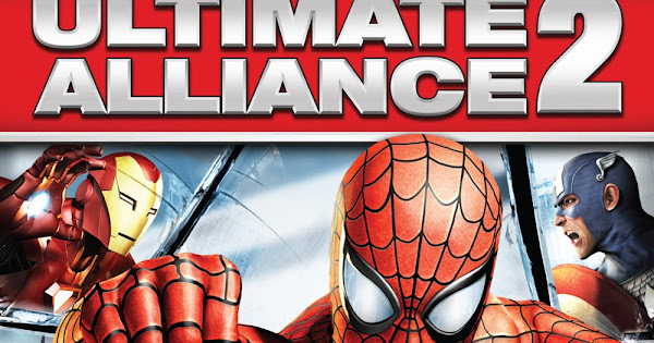 Download Marvel Ultimate Alliance 2 PPSSPP ISO File