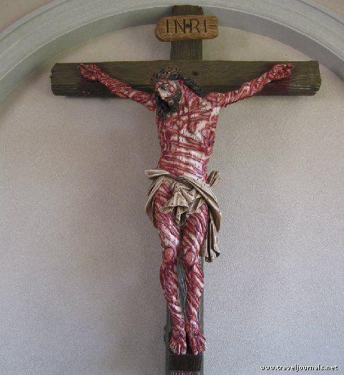 Jesus Was Beaten Almost Beyond Human Recognition