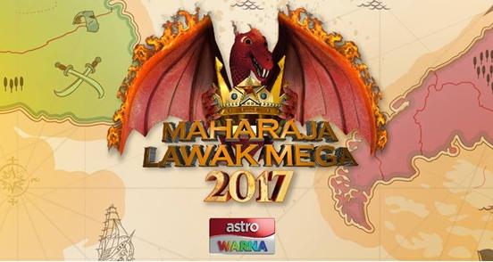 Peserta Maharaja Lawak Mega 2017 MLM