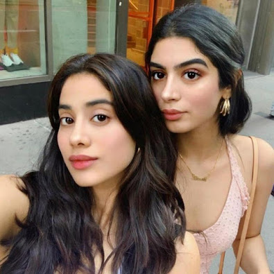 Janhvi kapoor hid a Las Vegas trip from her father and we can't even sneek to a nearby hotel