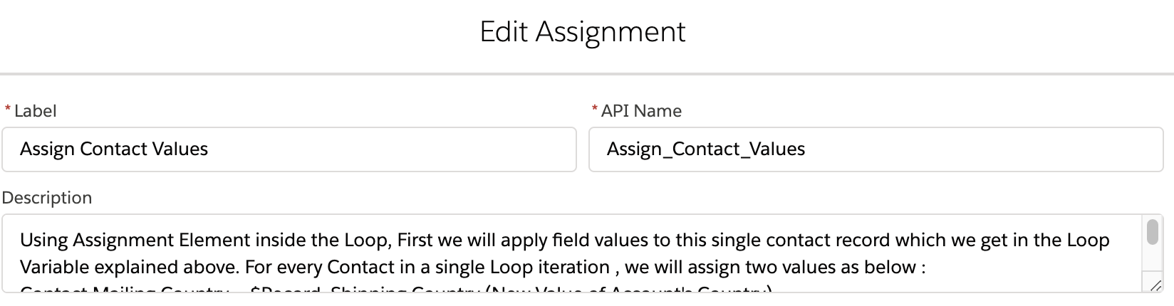 Flow to Mass Update Records from a Flow in Salesforce