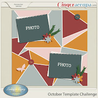 Oct.2016 Template Challenge by Leaving a Legacy Designs