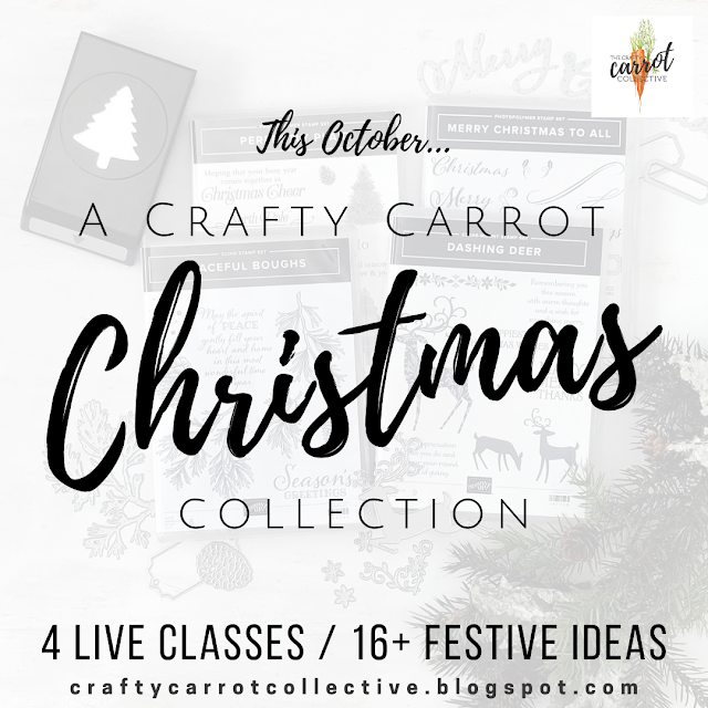 Christmas Online Craft Classes October 2019