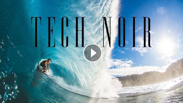 Honolulu Native Bursts Through The North Shore Tech Noir Noa Mizuno