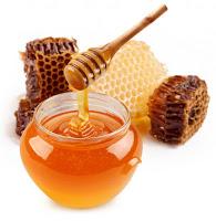Miel et boutons