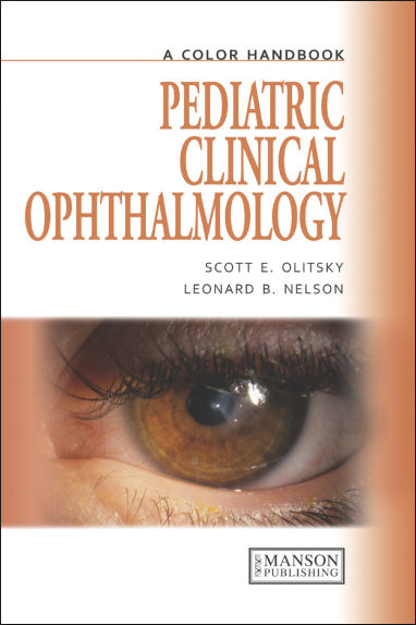 A Color Handbook Pediatric Clinical Ophthalmology, (2012) [PDF]