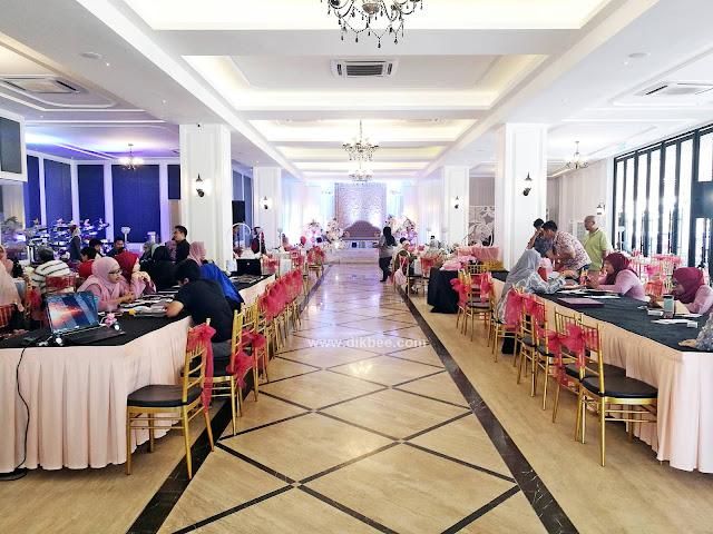 Ambassador Putrajaya : Dewan Dan Pakej Perkahwinan Lengkap