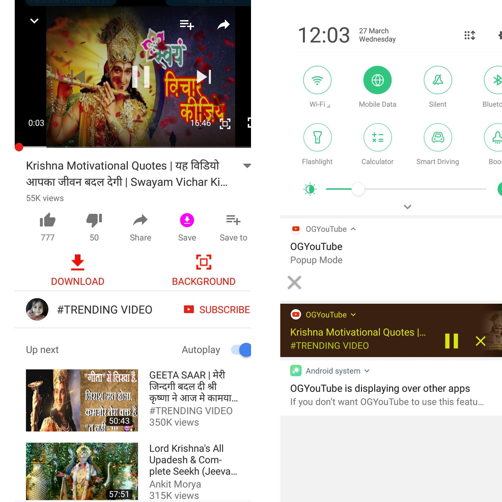 download og youtube apk terbaru