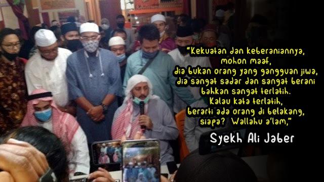 Syekh Ali Jaber Bilang Pelaku Bukan Gangguan Jiwa dan Sudah Terlatih, Mahfud MD Komentar Begini
