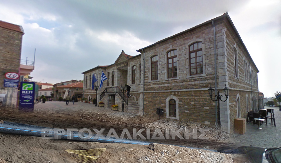 Οριστική κατάργηση παλαιού δικτύου ύδρευσης σε περιοχές Πολυγύρου