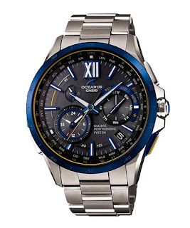 Casio Oceanus OCW-G1000E-1A Limited Edition 2000 PCS Worldwide