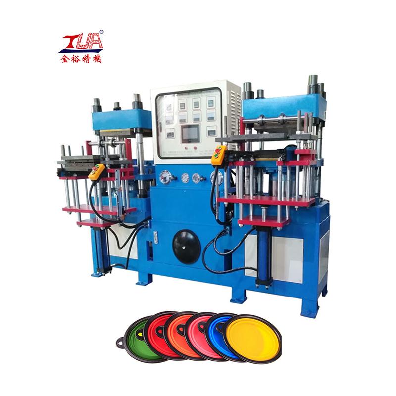 Dongguan jinyu pvc silicone kpu Product Type molding machine
