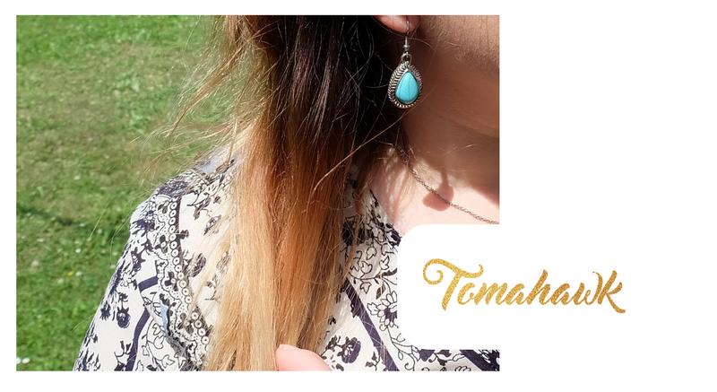 Tomahawk - Bijoux