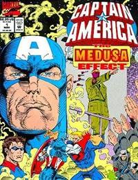 Captain America: Medusa Effect