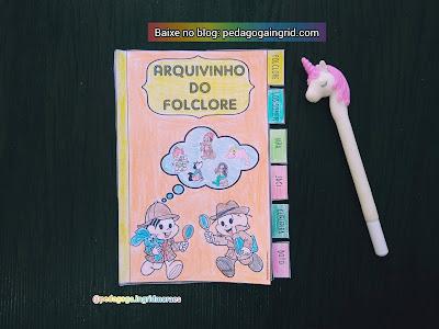 FLIPBOOK ARQUIVINHO DO FOLCLORE