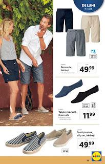 CATALOG LIDL 8 iulie - 14 iulie 2019 oferte haine de vara