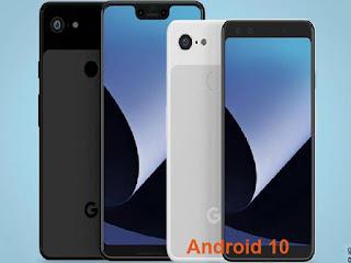 أندرويد 10 في  هواتف Pixel  قريبا