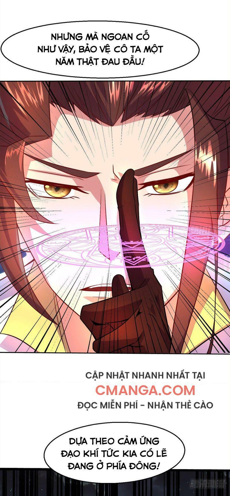 Thủ Vệ Nhất Thần  Chapter 9 - upload bởi truyensieuhay.com