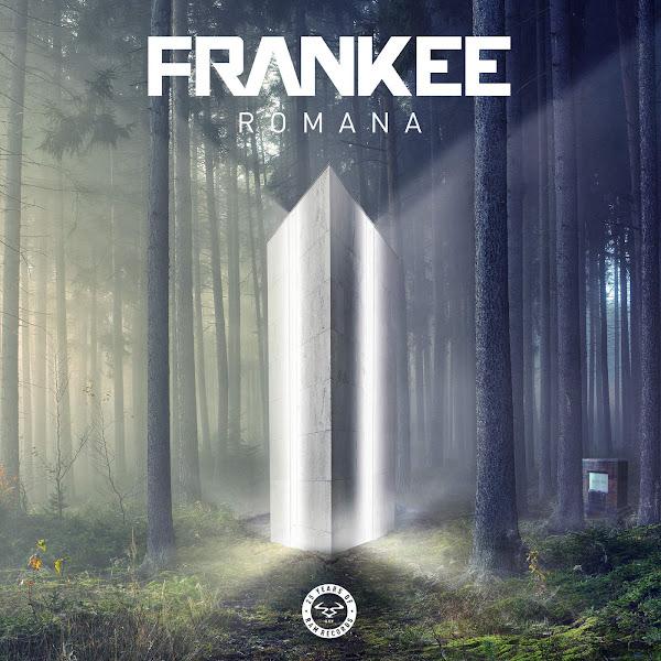 Frankee - Romana - Single Cover