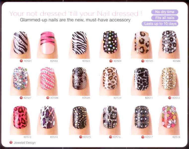 Crafty And Wanderfull Life: Kiss Nail Dress - Fashion That Sticks Review
