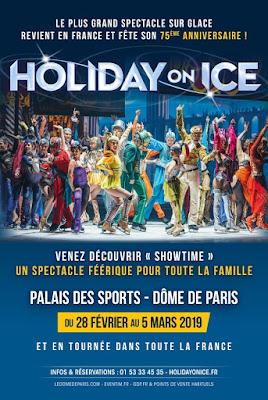 Les aficionados du patin seront servis avec la tournée d'Holiday On Ice. #LACN