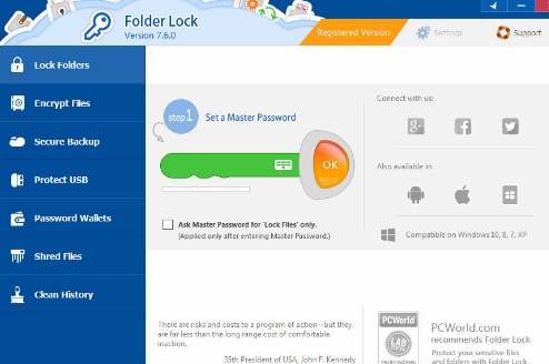 Download Folder Lock Latest Version