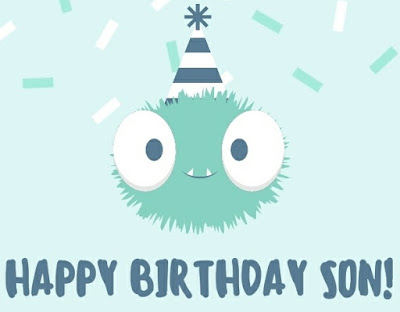 Birthday Poems for your son - Funny Birthday Poems for son