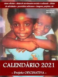 Calendário / Agenda OFICINATIVA 2021