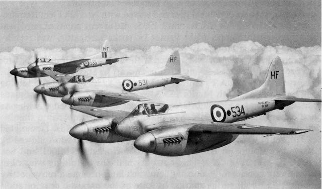de Havilland DH.103 Hornet