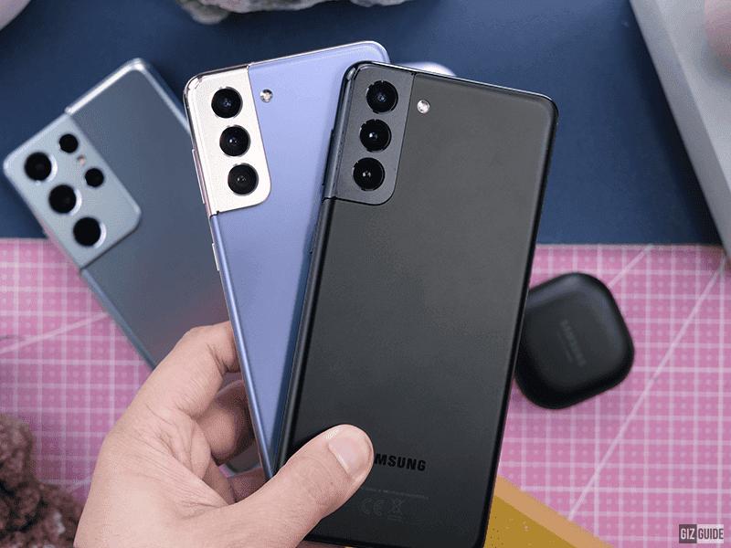 Samsung triple-cam