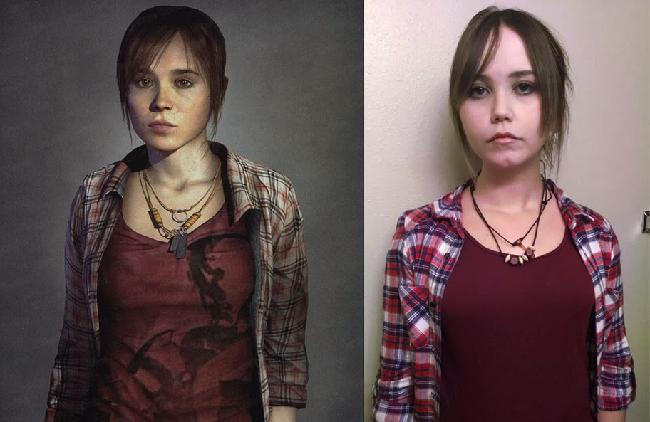 cosplay Beyond two souls