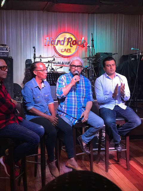 Sunday Night Live at Hard Rock Cafe KL