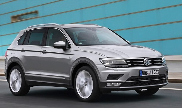 2021 VW Tiguan Engine, Interior And Release Date - NEW ...