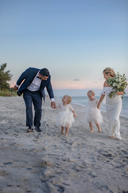 Captiva Island Wedding Day
