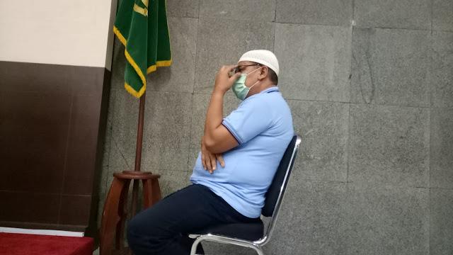 Tiga Tahun Buron, Terdakwa Korupsj Ditangkap