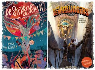 Verwachte jeugdboeken: Het feest van de wolfmaan van Kelly van Kempen en Het land van de Inca's van Michael Reefs