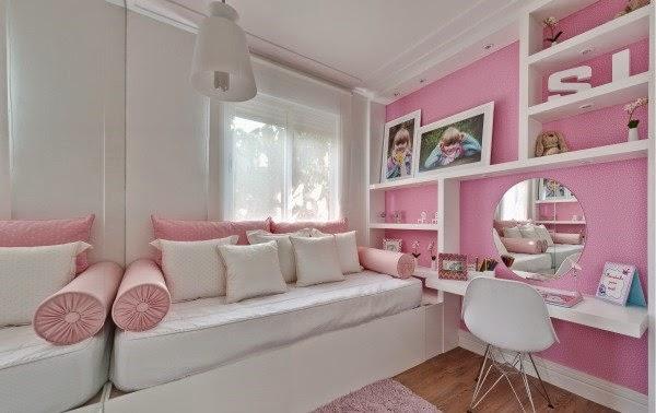 lindo dormitorio de niña