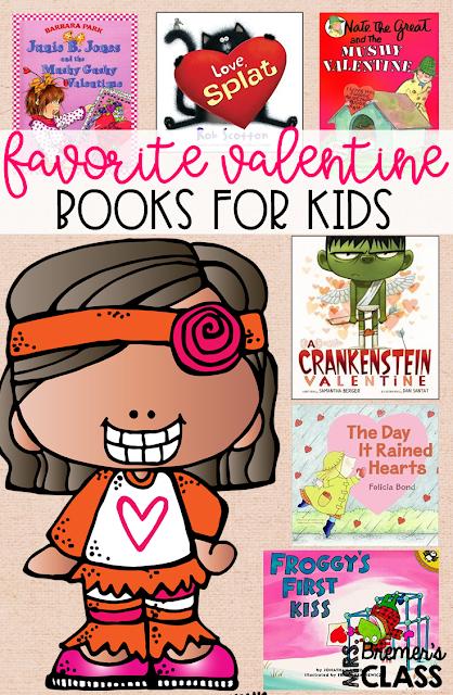 Favorite Valentine's Day books for kids