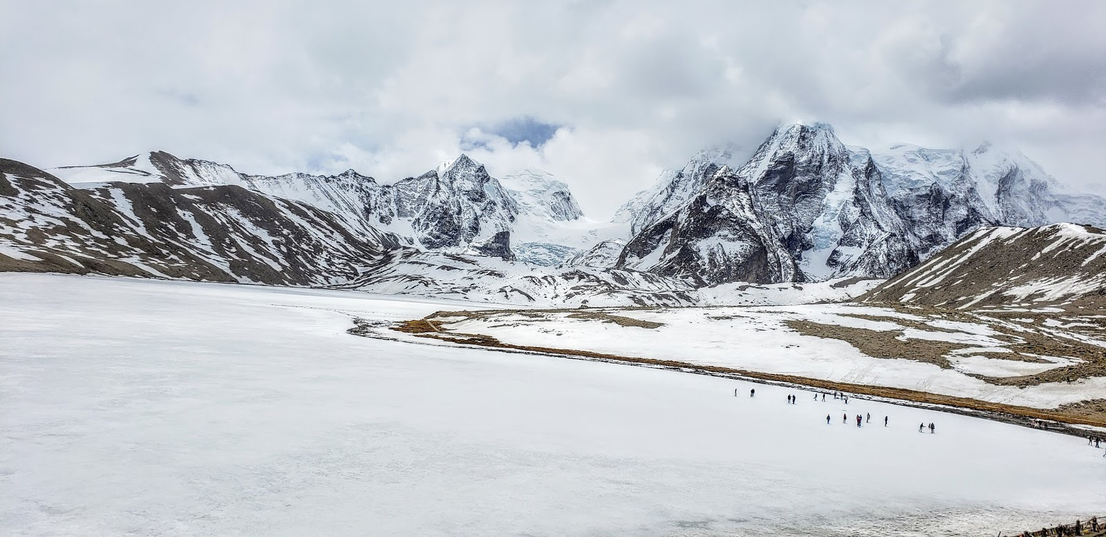 नार्थ सिक्किम का रोड ट्रिप - गुरुडोंगमार, लाचुंग, युमथांग