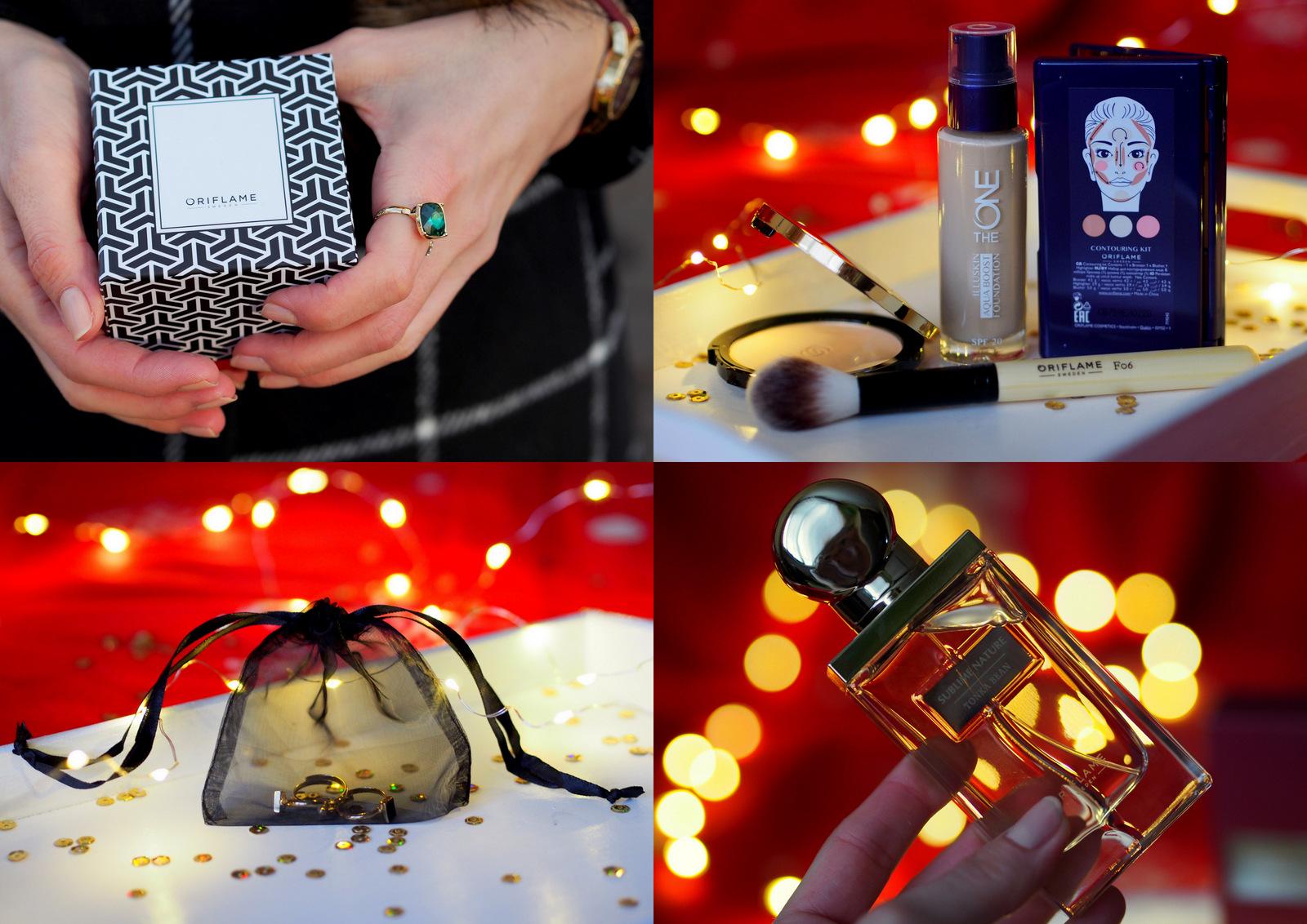 beauty tip: oriflame 17/2017 a  tipy na vianočné darčeky