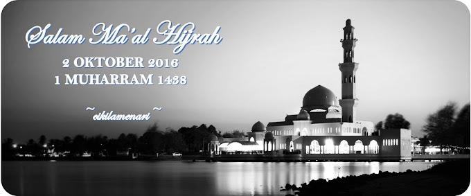 Salam Ma'al Hijrah 1438H