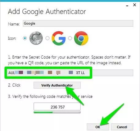 Cara Menggunakan Google Authenticator di PC Windows-6