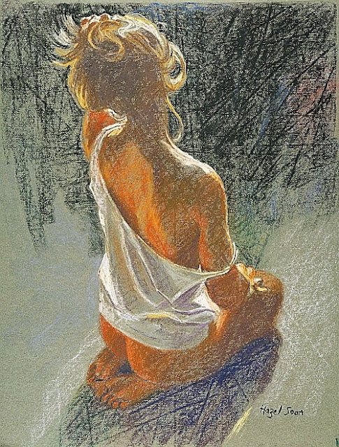 Hazel Soan | British Figurative Painter | 1954