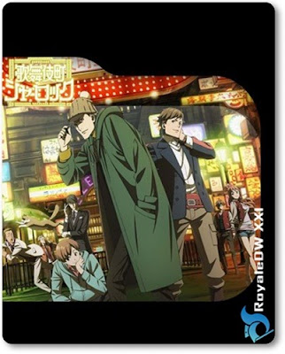 KABUKICHOU SHERLOCK Full Episode