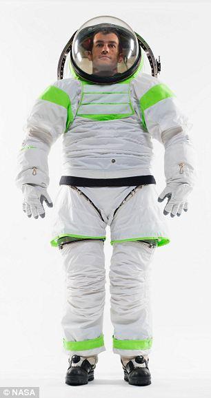 New Uniform NASA Astronauts Similar to that of Buzz ...