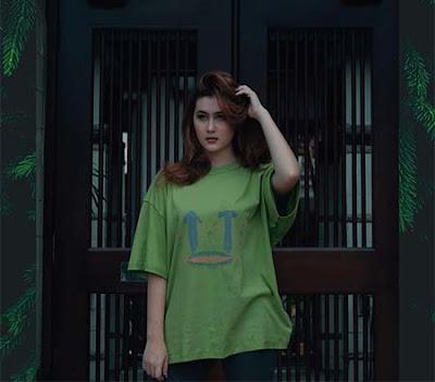 Talitha Curtis pemeran Layung Sari di Kembalinya Raden Kian Santang (KRKS)