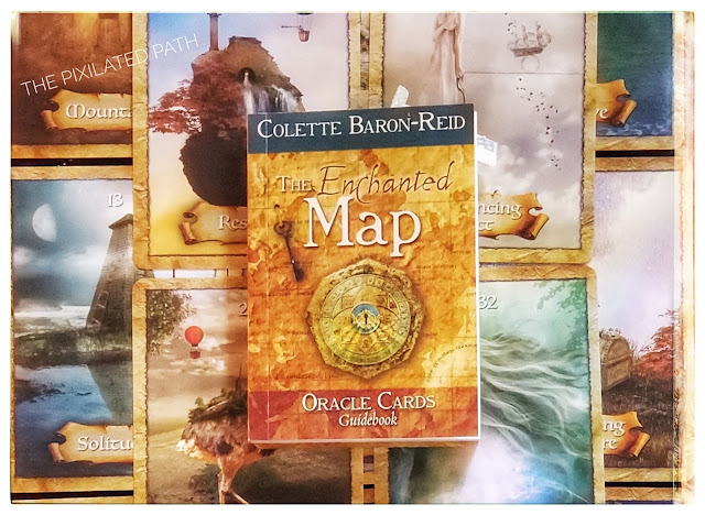 The Enchanted Map Oracle by Colette Baron-Reid