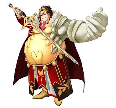 """Anunciados nos nuevos personajes para el juego arcade """"Fate/Grand Order"""" de Type-Moon,"""